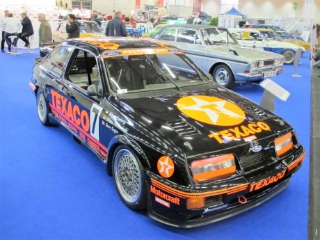 Das Schnellere ist des Schnellen Feind: Ford Sierra RS500 Cosworth
