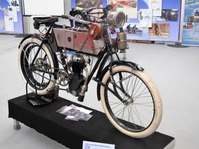 Allright Baujahr 1904 der Köln Lindenthaler Metallwerke