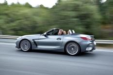 Der um 26 auf 2 470 Millimeter verkürzte Radstand fördert die Agilität ebenso wie die deutlich größeren Spurweiten von 1 609 Millimetern (+ 98 mm) vorn und 1 616 Millimetern (+ 57 mm) hinten. Foto: BMW