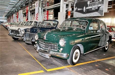 Seat 1400 in der Fahrzeugsammlung des Herstellers. Foto: Auto-Medienportal.Net/Axel F. Busse