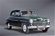 Ein Seat 1400 aus dem Jahr 1953. Foto: Auto-Medienportal.Net/Seat