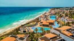 Urlauber können im TUI Magic Life Fuerteventura hinter die Kulissen beim Vorbereitungscamp zur Wahl der Miss Germany blicken.Foto: TUI