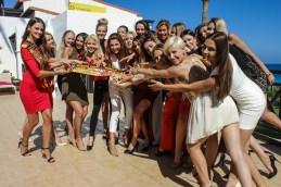Wie im vergangenen Jahr bereiten sich die schönsten Frauen Deutschlands im TUI Magic Life Fuerteventura (Foto von 2017). Foto: TUI