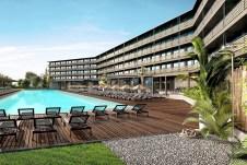 Anlässlich der Neueröffnung bietet Neckermann Reisen jetzt attraktive Angebote für die neuen Cook's Clubs an der Playa de Palma auf Mallorca und am Sonnenstrand in Bulgarien (Bild). Foto: Neckermann Reisen