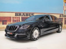 BRABUS 900 mit 662 kW/900 PS auf Basis des Maybach 650
