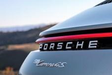 Die Sportwagen-Ikone Porsche 911 geht in ein neues Modelljahr. © Porsche