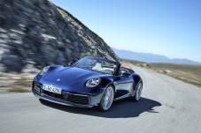 Das Porsche 911 Carrera 4S Cabriolet. Foto: Auto-Medienportal.Net/Porsche