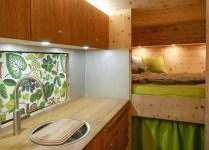 Für den Innenraum der Bumo Wohnbox wurden nur biologische Produkte verwendet. Foto: Auto-Medienportal.Net/Bumo