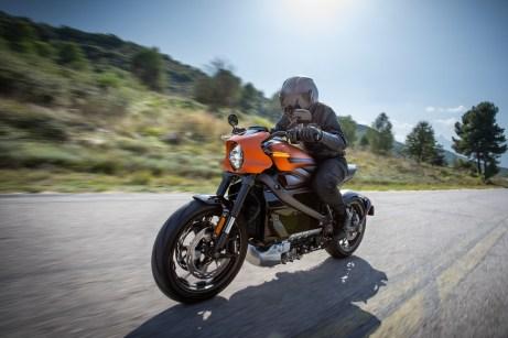 Mit der LiveWire beginnt bei Harley-Davidson die elektrifizierte Zukunft. © Harley-Davidson