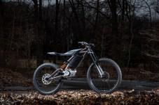 Für Freizeitsportler, Pendler und alle, die sich elektrisch fortbewegen möchten: ein Zweirad-Konzept von Harley-Davidson. © Harley-Davidson