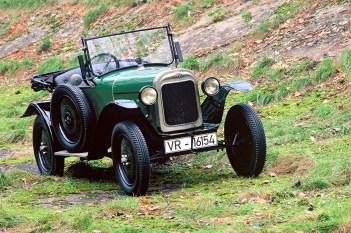 Opel Laubfrosch (1924). Foto: Auto-Medienportal.Net/Opel