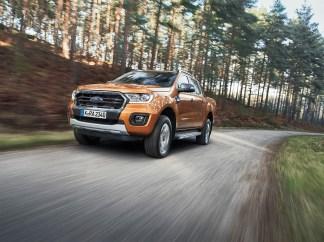 Der nächste Jahrgang des Ford Ranger wird – umfangreich aufgefrischt – ab Mitte 2019 ausgeliefert werden. Foto: Auto-Medienportal.Net/Ford