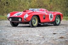 ein 1956er Ferrari 290 MM brachte 22,005 Millionen Dollar (19,4 Millionen Euro). Foto: Auto-Medienportal.Net/Sotheby's