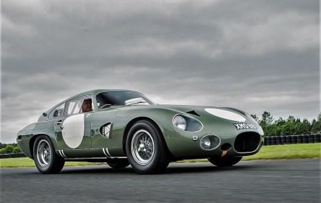 Ein 1956er Maserati A6 G 2000 Berlinetta brachte 4,515 Millionen Dollar (3,97 Millionen Euro). Foto: Auto-Medienportal.Net/Sotheby's