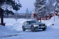 Gar kein alter Schwede, sondern ein ganz neuer: der V60 Cross Country. © Volvo