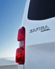 Der neue Opel Zafira - mit der Handschrift der französichen Mutter PSA. ¢ Opel