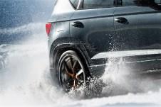 Der Fahreindruck des 2,0-Liter-Turbobenziners mit seinen 300 PS und 400 Newtonmetern ist von Dynamik geprägt, ohne aber giftig-aggressiv zu wirken. Foto: Auto-Medienportal.Net/Cupra