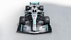 Der Mercedes-AMG F1 W10 EQ Power+. Foto: Auto-Medienportal.Net/Daimler