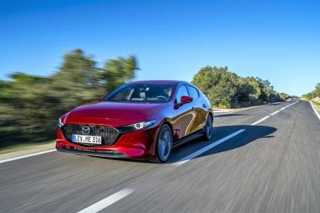 Der neue Mazda3 ist ein Design-Highlight in der Kompaktklasse. © Mazda