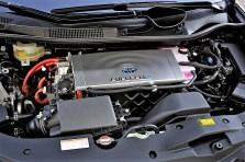 Der Mirai fährt vollelektrisch, ohne dass der Fahrer Reichweitenprobleme erlebt, denn dank der Brennstoffzellentechnik erzeugt der Mirai seine Antriebsenergie selbst. Foto: Auto-Medienportal.Net/Toyota
