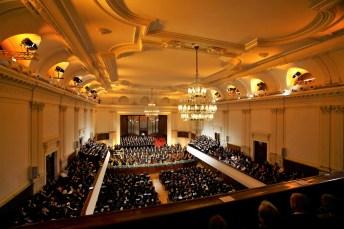 Beethoven-Festival in der Staatlichen Philharmonie Warschau. Foto: Bruno Fidrych/beethoven.org.pl