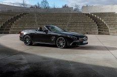 "Star-Auftritt: der Mercedes SL Roadster als ""Grand Edition"". © Daimler"