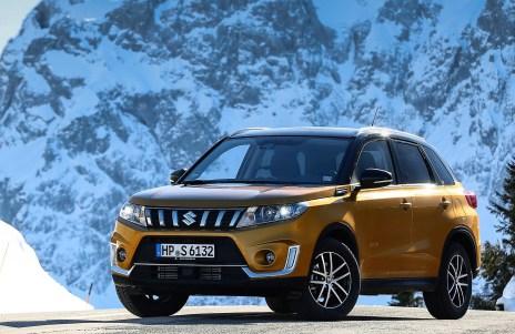 Ein Highlight des Fahrzeugs ist der bei Suzuki Allgrip genannte Allradantrieb. © Suzuki