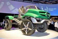 Unimog-Designstudie. Foto: Auto-Medienportal.Net/Daimler