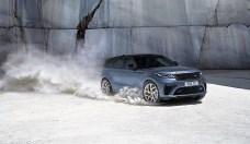 Die neue Range Rover Velar SV Autobiography Dynamic Edition geht als neues Topmodell der Baureihe in limitierter Auflage bei Land Rover an den Start. Foto: Auto-Medienportal.Net/Range Rover