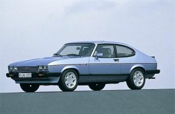 Der Ford Capri III (1978–1986). Foto: Auto-Medienportal.Net/Ford