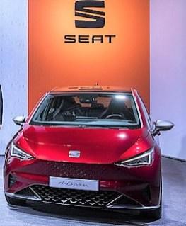 Seat kommt elektrisch mit dem vollelektrischen el-Born auf Basis der MEB-Plattform. Foto: Auto-Medienportal.Net/Seat