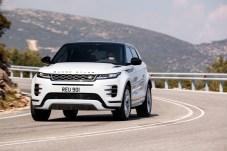 Das Fahrwerk des Evoque gibt sich unter anderem dank einer neuen Chassis-Architektur recht agil. © Range Rover