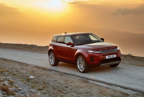 Der Range Rover Evoque steht in Deutschland ab 6. April bei den Händern. Die Preise starten bei 37 350 Euro. Foto: Auto-Medienportal.Net/Jaguar Land Rover