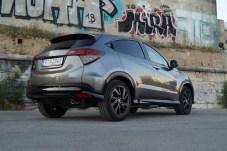 """Trotz kompakter Maße überzeugt das SUV mit viel Variabilität - auch dank der """"Magic Seats"""". © Honda"""