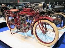 Die Indian Single war 1913 ultramodern – trotz nur 3,5 PS Leistung