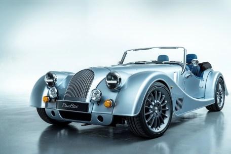 Als erstes Modell der Firmengeschichte von Morgan wird der Plus Six nun von einem Turbomotor angetrieben. Foto: Auto-Medienportal.Net/Morgan