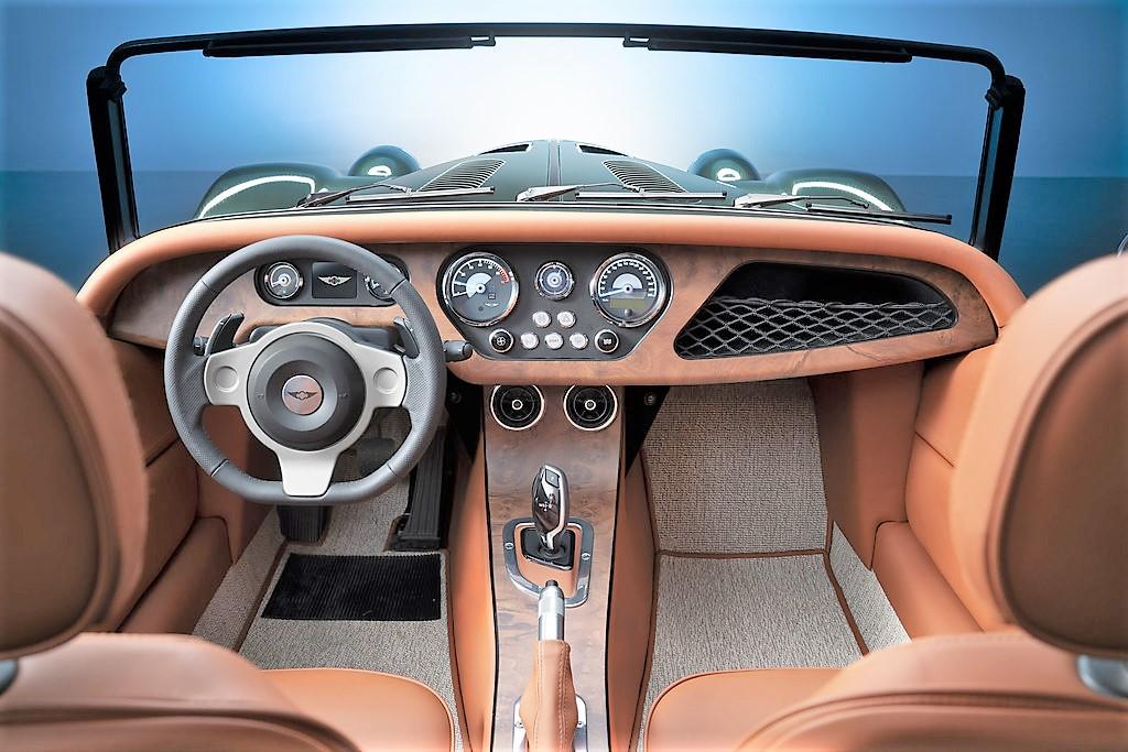 Alles Neu Beim Neuen Morgan Plus Six Die Testfahrer Auto Und