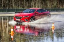 """Opel Experience 2019"": Fahrsicherheitstraining. Foto: Auto-Medienportal.Net/Opel"