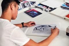 Die Auszubildenden der ŠKODA Berufsschule entwickeln 2019 eine spektakuläre Pickup-Version des erfolgreichen SUV ŠKODA KODIAQ. © Skoda