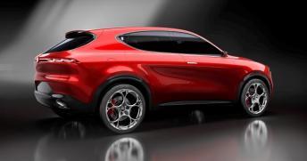 Soll frischen Wind in das Alfa-Portfolio bringen: der Tonale. © Alfa Romeo