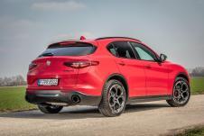 Der Stelvio in der Basis-Version liegt bei 41 000 Euro. © Alfa Romeo