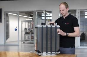 Bis 2030 werden nach Bosch-Schätzung bis zu 20 Prozent aller Elektrofahrzeuge weltweit mit Brennstoffzellen angetrieben. Foto: Auto-Medienportal.Net/Bosch