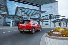 Klasse finden wir die serienmäßige Achtgang-Wandler-Automatik, die dem gewöhnungsbedürftigen CVT-Getriebe aus dem Benziner deutlich überlegen ist, was den Komfort angeht. © Mitsubishi