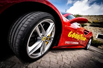 Goodyear Eagle F1 Super Sport. Foto: Auto-Medienportal.Net/Goodyear