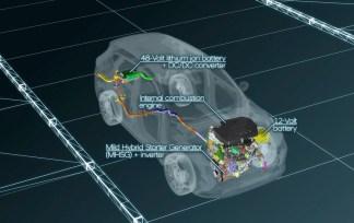 Hyundai erweitert die Angebotspalette für den Tucson um einen 1.6 CRDi Mildhybrid. © Hyundai