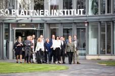 Kabinettsklausur zur Künstlichen Intelligenz im November 2018. Foto: Auto-Medienportal.Net/Bundespresseamt