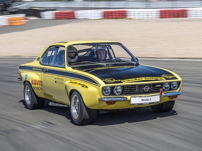 Opel Manta. Foto: Auto-Medienportal.Net/Opel