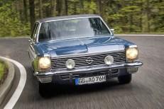 In diesem Opel Diplomat B V8 war 1976 der damalige amerikanische Präsident Gerald Ford unterwegs. Foto: Auto-Medienportal.Net/Opel