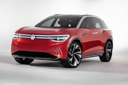 Volkswagen erweitert seine batterieelektrisch angetriebene ID. Familie um den ID. Roomzz, ein SUV der Fünf-Meter-Klasse. Foto: Auto-Medienportal.Net/Volkswagen
