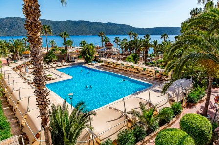 Der Activity Pool im Club Magic Life in Bodrum. © TUI